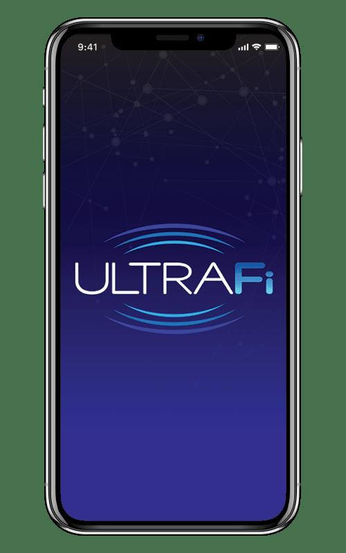 Ultrafi Mockup