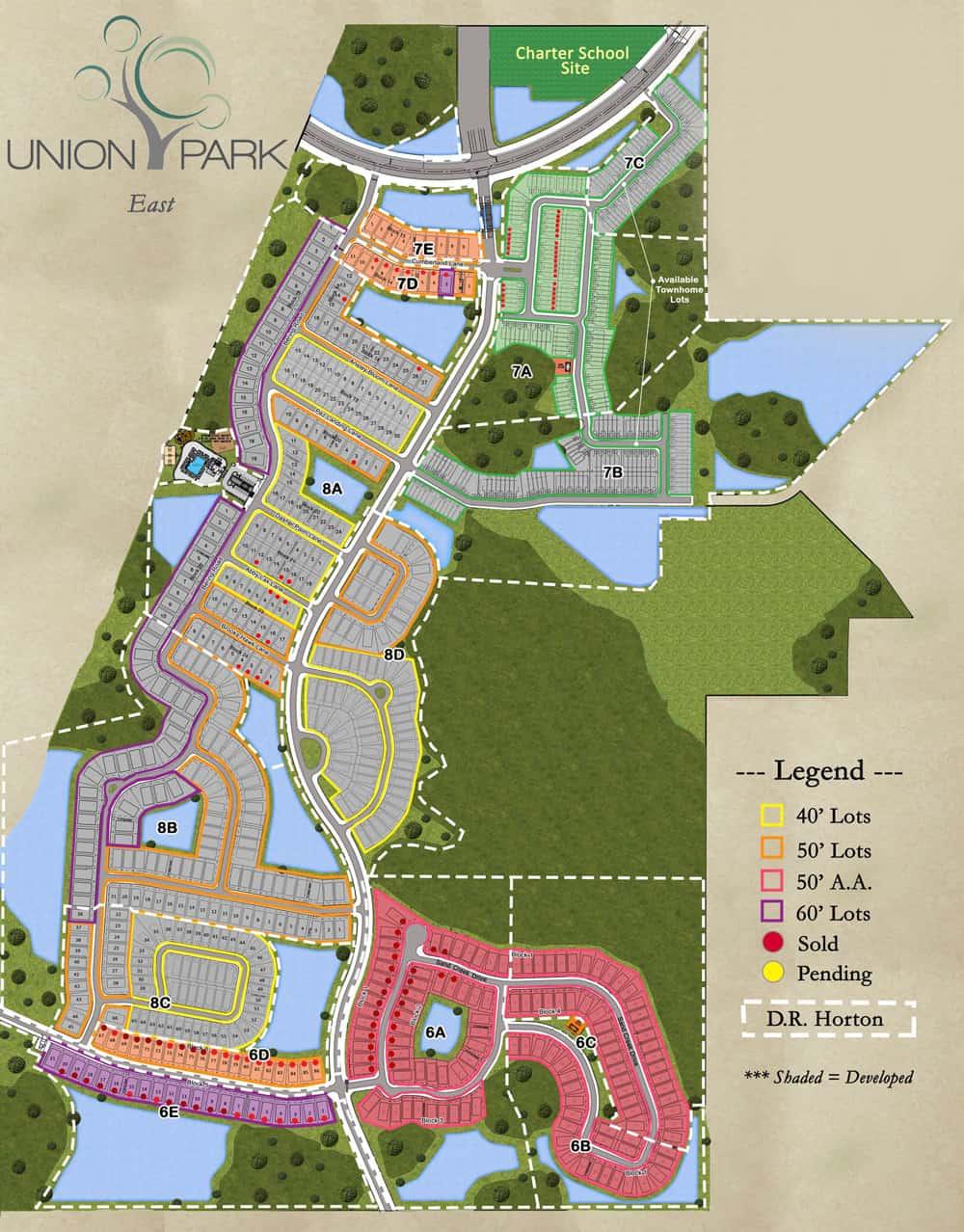 Union Park – Live Life Connected!